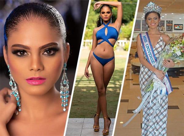 Miss Jamaica 2018 - Emily Maddison