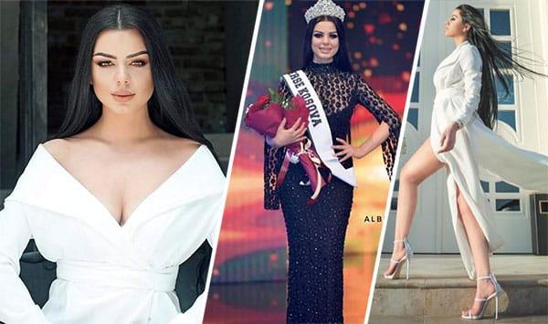 Miss Kosovo 2018 - Zana Berisha