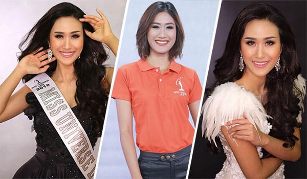 Miss Laos 2018 - On-anong Homsombath