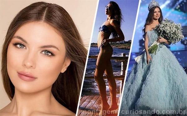 Miss Líbano 2018 - Maya Reaidy