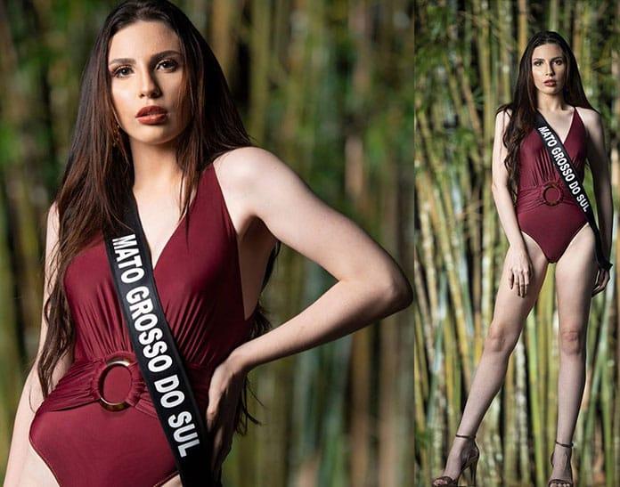 Miss Mato Grosso do Sul 2018 - Giovanna Grigolli