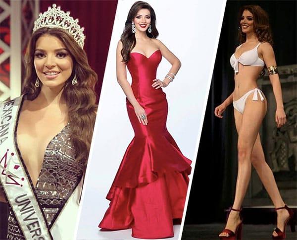 Miss México 2018 - Andrea Toscano