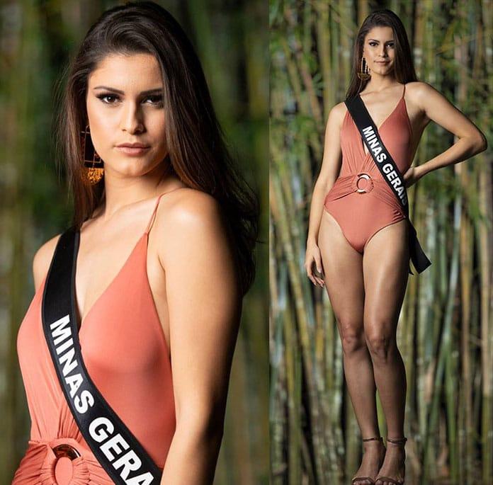 Miss Minas Gerais 2018 - Elís Miele