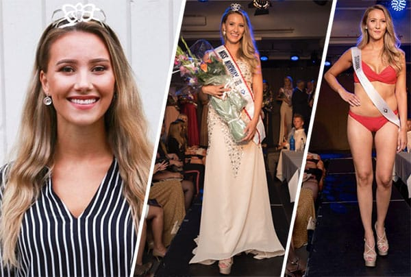 Miss Noruega 2018 - Susanne Guttorm