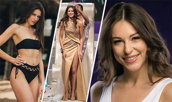 Miss Nova Zelândia 2018 - Estelle Curd