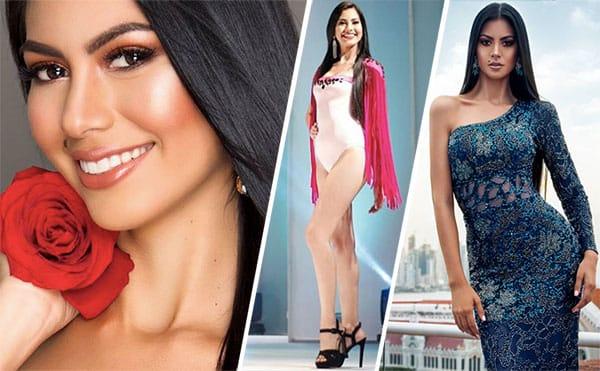 Miss Panamá 2018 - Rosa Iveth Montezuma