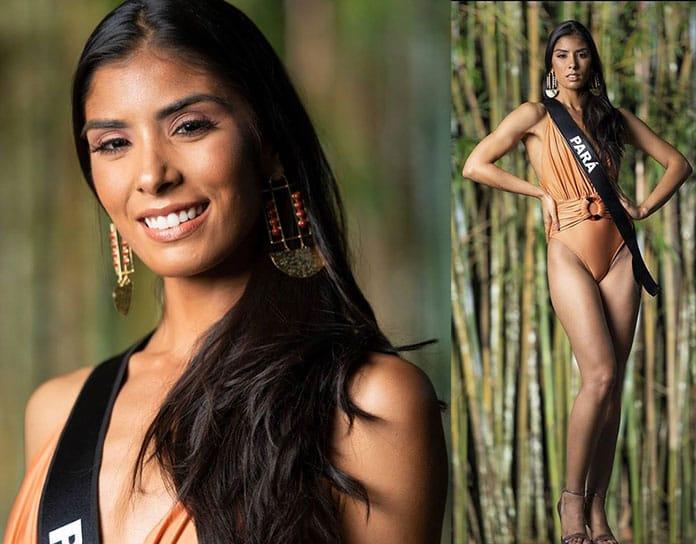 Miss Pará 2018 - Ponnyk Torres