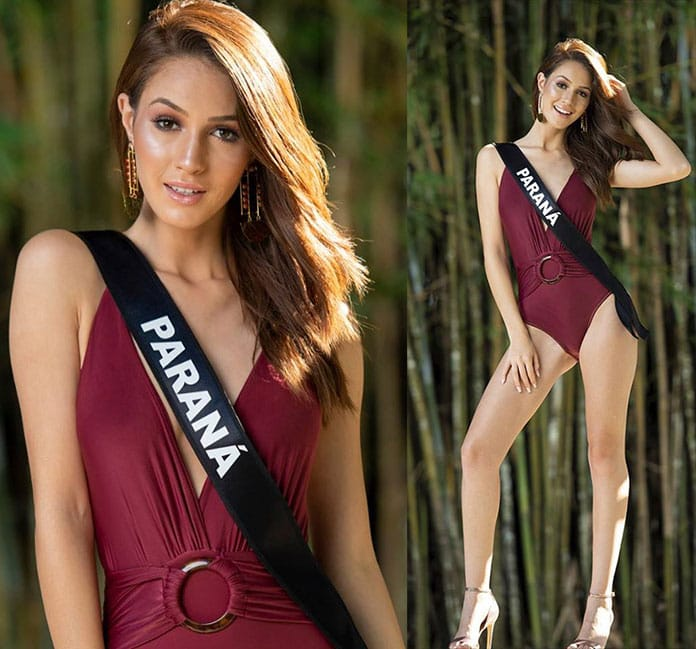 Miss Paraná 2018 - Deise Caroline