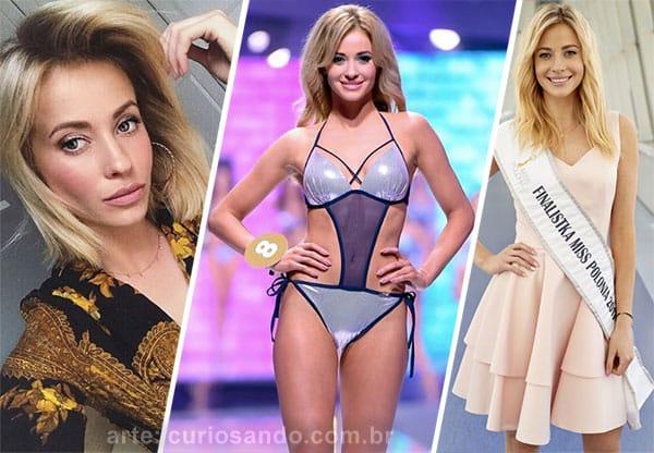 Miss Polônia 2018 - Magdalena Swat