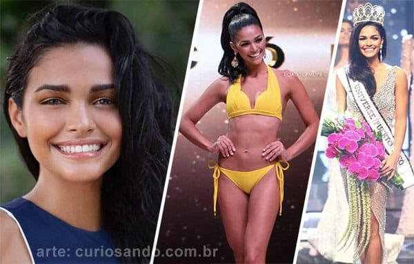 Miss Porto Rico 2018 - Kiara Liz Ortega