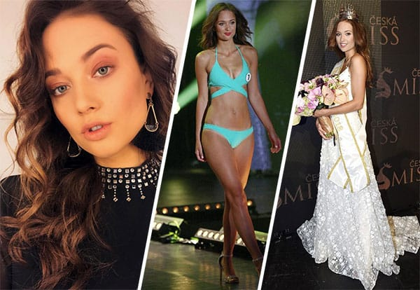 Miss República Checa 2018 - Lea Steflickova