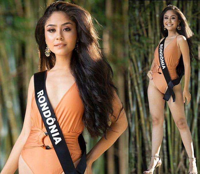 Miss Rondônia 2018 - Thaisi Dias