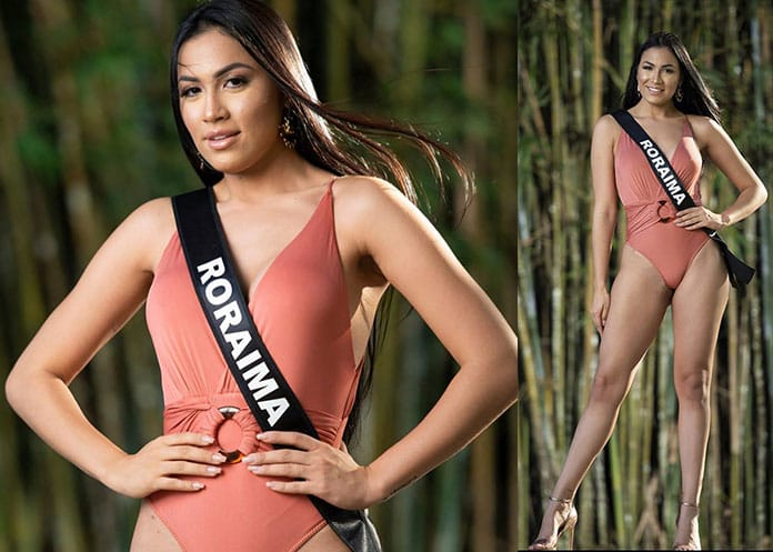Miss Roraima 2018 - Marina Pimentel