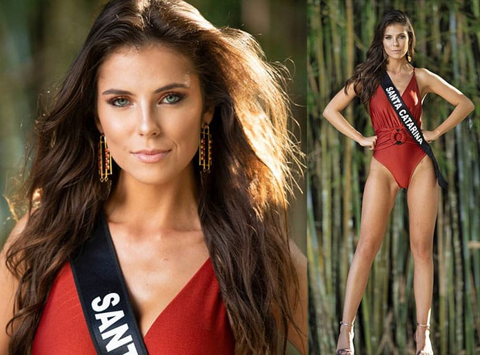 Miss Santa Catarina 2018 - Débora Silva