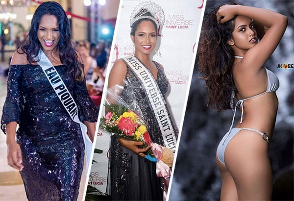 Miss Santa Lúcia 2018 - Angella Dalsou