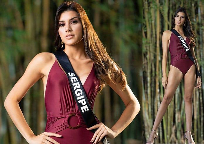 Miss Sergipe 2018 - Grazielly Moraes