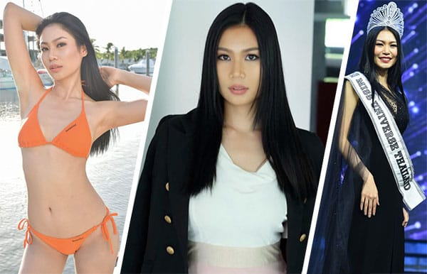 Miss Tailândia 2018 - Sophida Kanchanarin