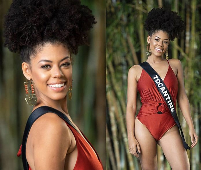 Miss Tocantins 2018 - Tatiele Rodrigues