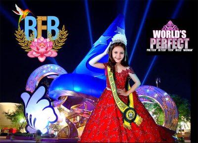 Paraense representará o Brasil no Miss World's 2018 nos Estados Unidos da América