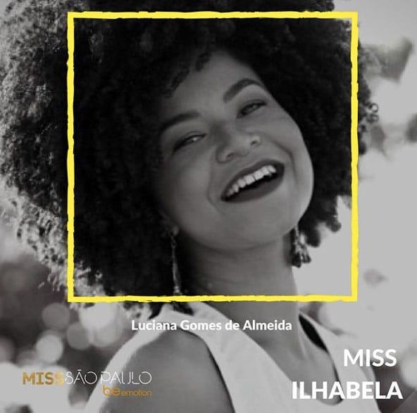 Miss Ilhabela - Luciana Gomes de Almeida
