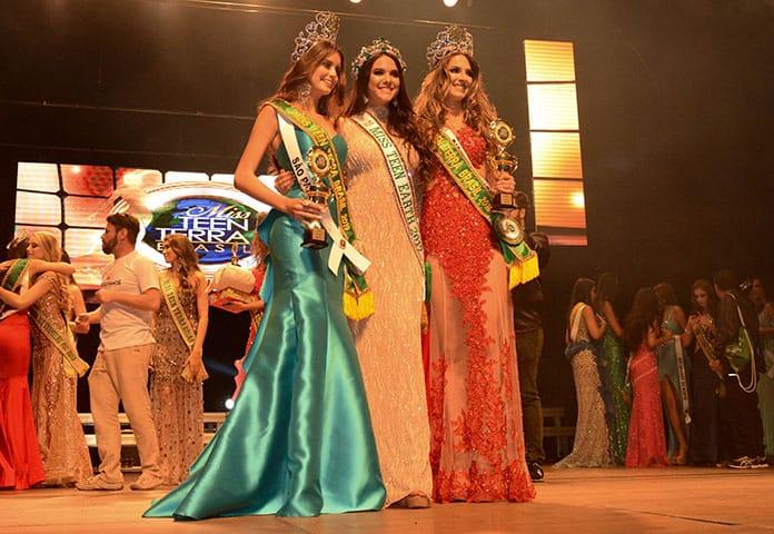 Miss Teen Terra Brasil 2018/2019