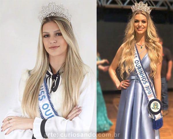 Miss Ourinhos - Maria Gabriela Batistela