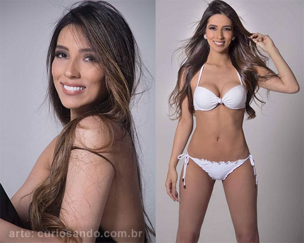 Miss Santo André 2019 - Perola Souza