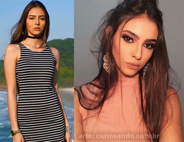 Miss São Vicente - Ana Paula Meyer