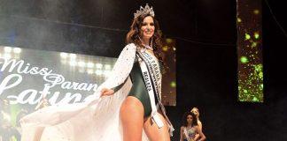 Thaís Zucchi - Miss Paraná Latina 2019
