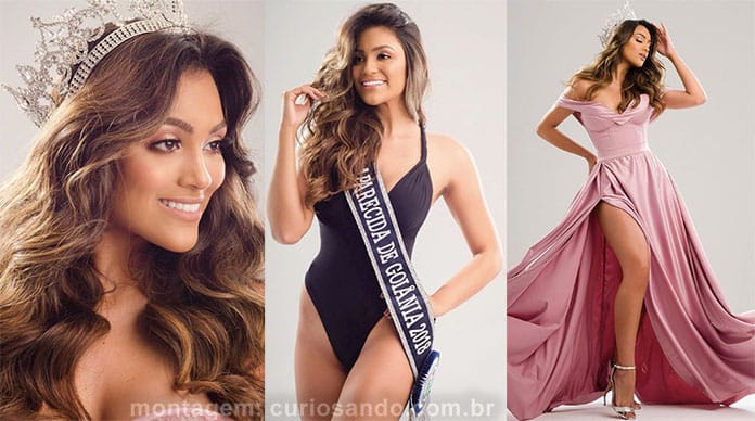Miss Goiás 2019 - Isadora Dantas