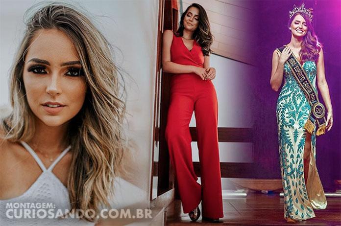 Miss Espírito Santo 2019 - Thainá Castro