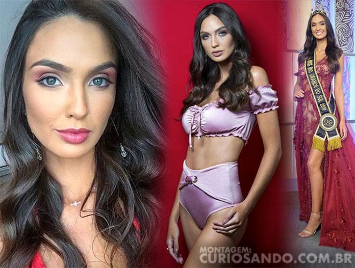 Miss Rio Grande do Sul 2019 - Bianca Scheren