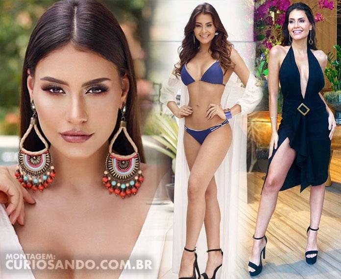 Miss Rio de Janeiro 2019 - Isadora Meira