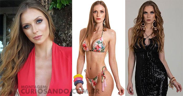 Miss Santa Catarina 2019 - Patrícia Marafon