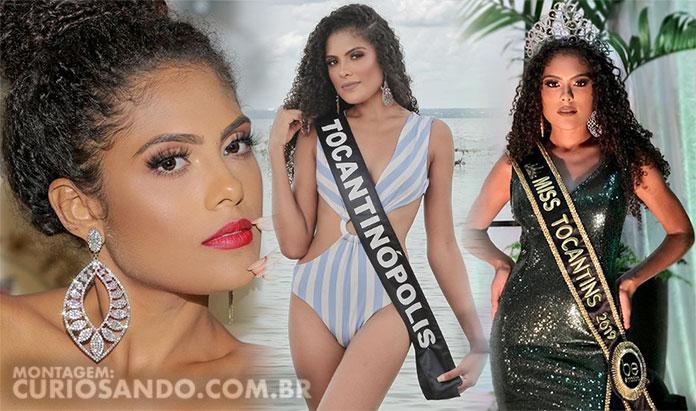 Miss Tocantins 2019 - Alessandra Almeida
