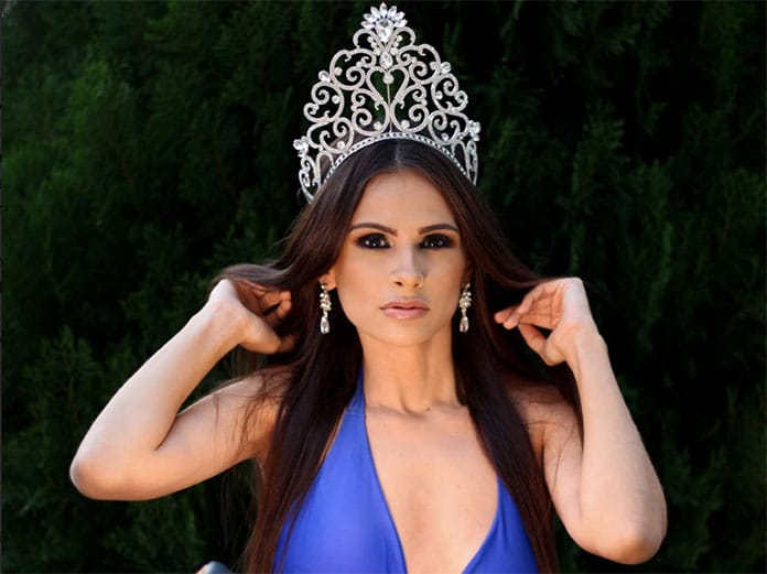 Nayana Albuquerque Miss Brasil Progress 2018