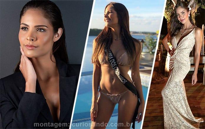 Miss Sergipe 2019 - Ingrid Vieira Moraes