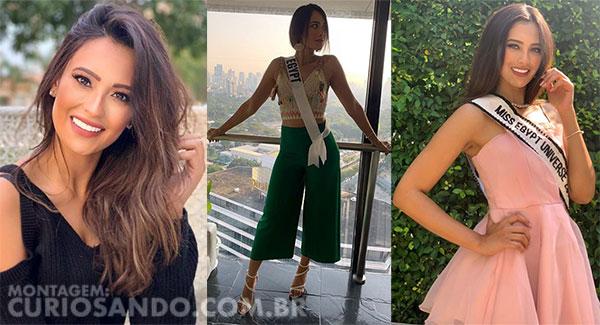 Miss Egito 2018 - Nariman Khaled