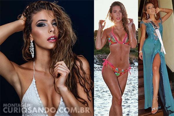 Miss França 2018 - Eva Colas