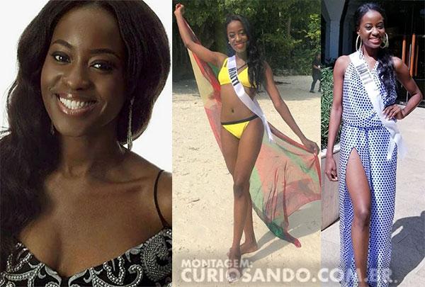 Miss Haiti 2018 - Samantha Colas