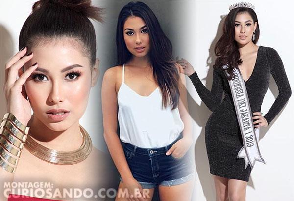 Miss Indonésia 2019 - Frederika Alexis Cull