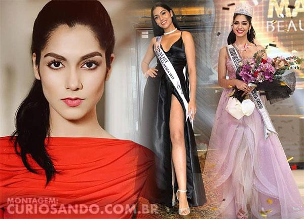 Miss Malásia 2019 - Shweta Sekhon