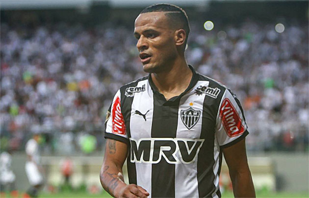 Patric do Atlético Mineiro