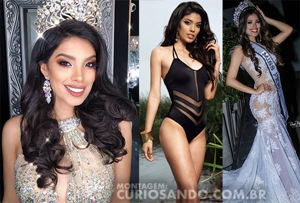 Miss Peru 2019 - Anyella Pamela Grados