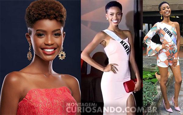 Miss Quênia 2018 - Wabaiya Kariuki