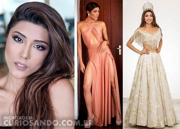 Miss Sri Lanka 2018 - Ornella Gunesekere
