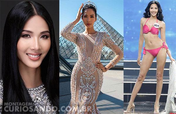 Miss Vietnã 2019 - Hoang Thuy