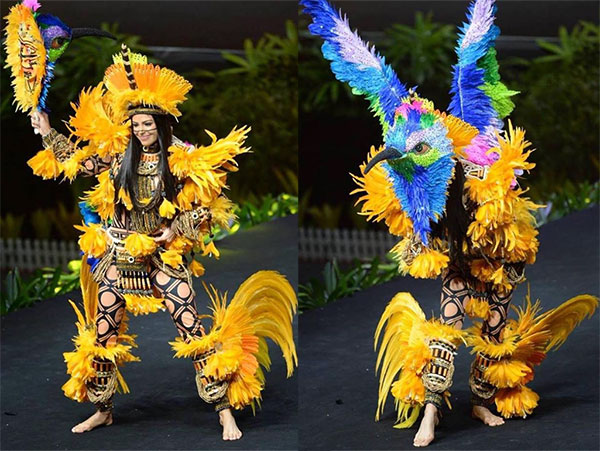 Mayra Dias Miss Brasil 2018 Deusa do Sol
