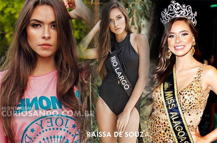 Miss Alagoas 2019 - Raíssa Souza
