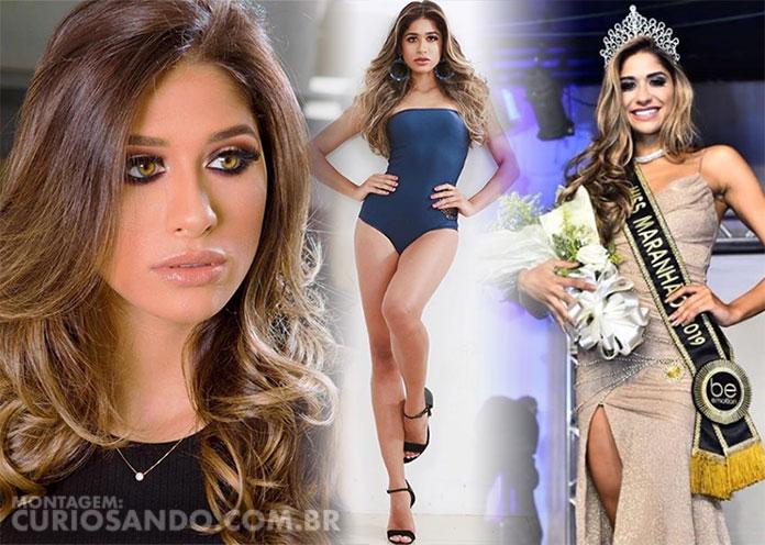 Miss Maranhão 2019 - Carol Sousa